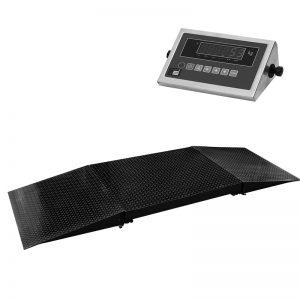 NA1000 Low Profile Digital Floor Scale